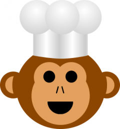 Monkey Bakes